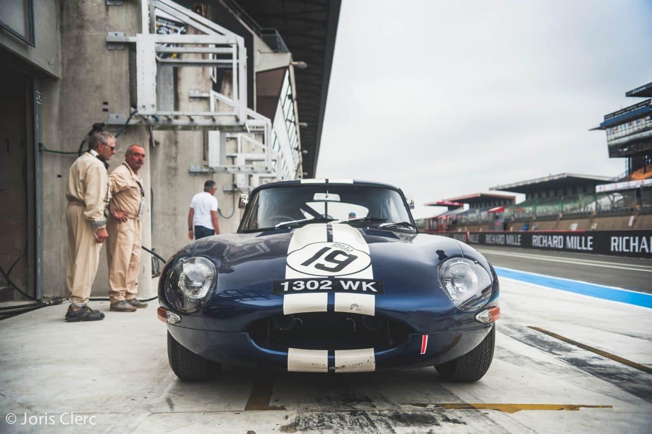 Le Mans Classic 2016 - Plateau 4 - Joris Clerc