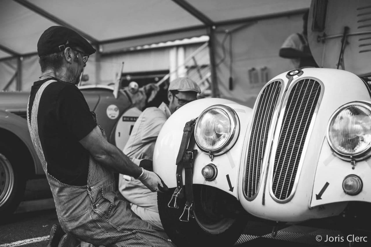 Le Mans Classic 2016 - Plateau 1 - Joris Clerc