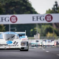 Le Mans Classic 2016 : Group C