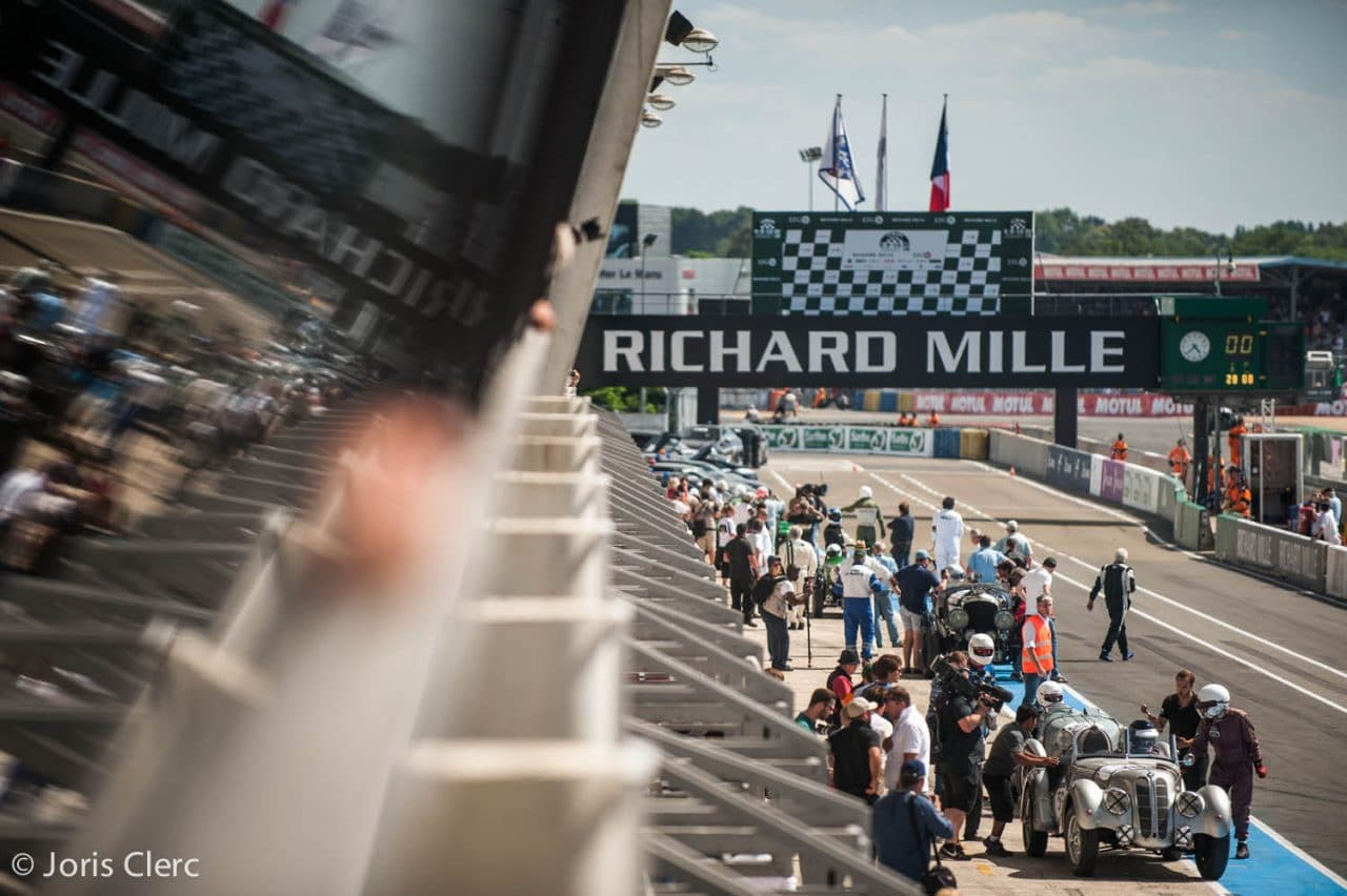 Le Mans Classic 2016- Plateau 1 - Joris Clerc