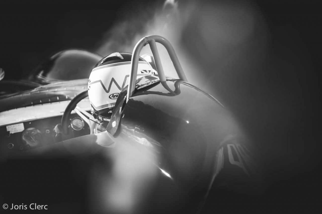 Le Mans Classic 2016 - Plateau 3 - Joris Clerc