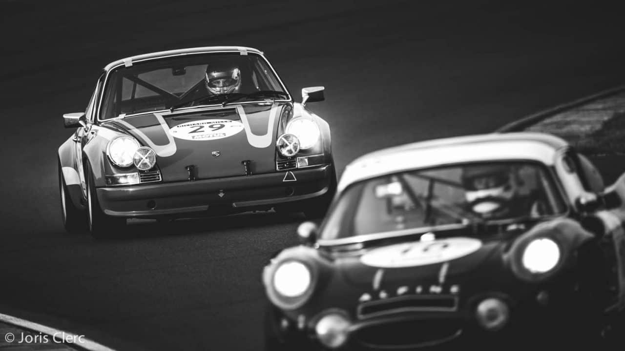 Le Mans Classic 2016 - Plateau 5 - Joris Clerc