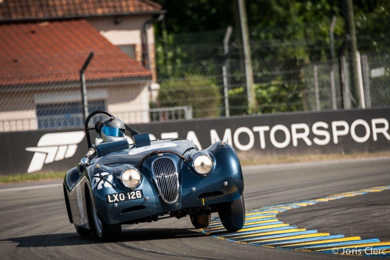 Le Mans Classic 2016 - Plateau 2 - Joris Clerc