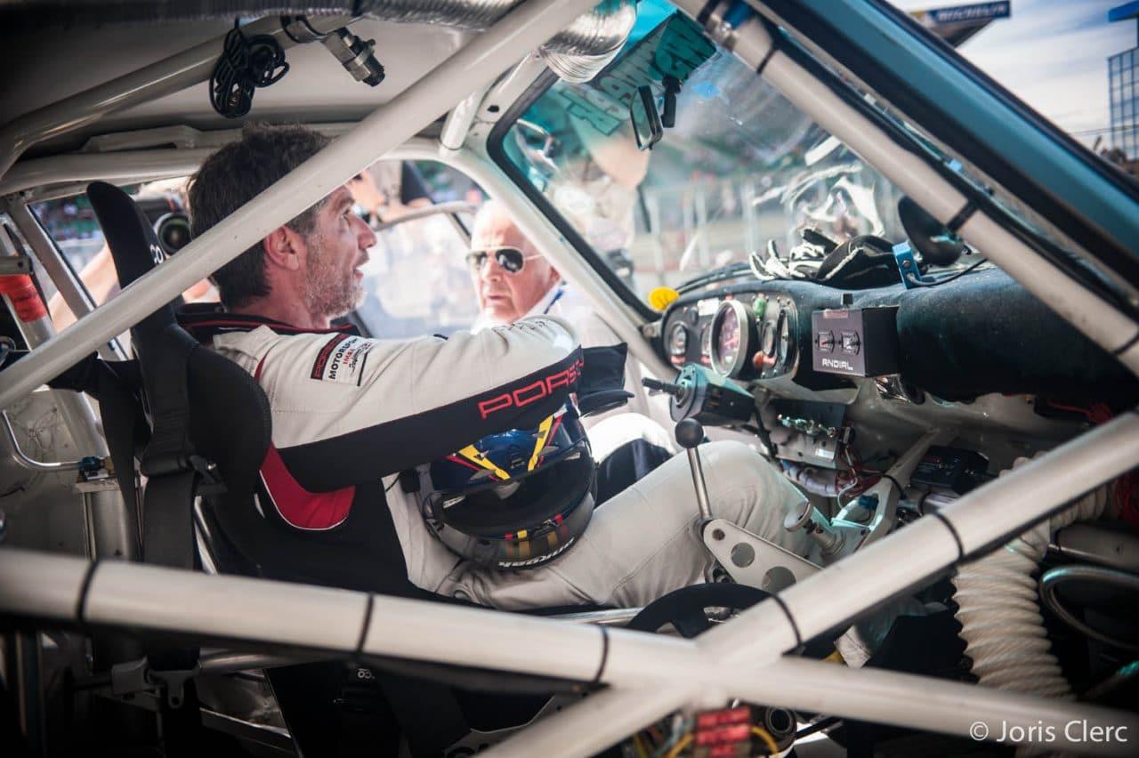 Le Mans Classic 2016 - Plateau 6 - Joris Clerc