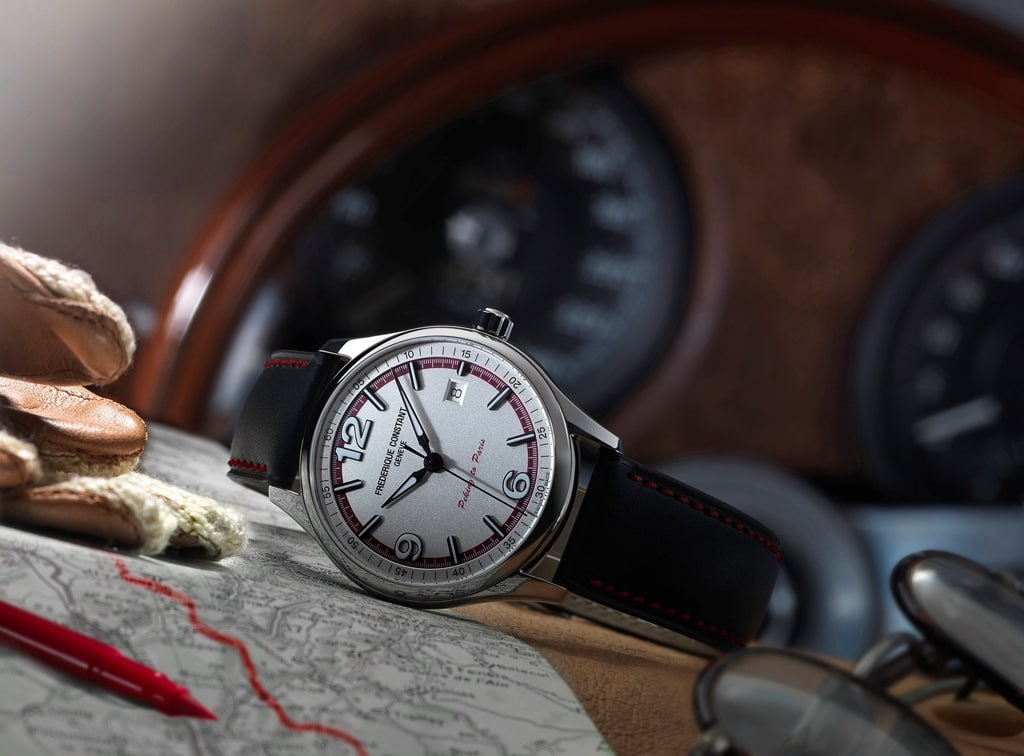 Frédérique Constant Vintage Rally Peking to Paris 2016