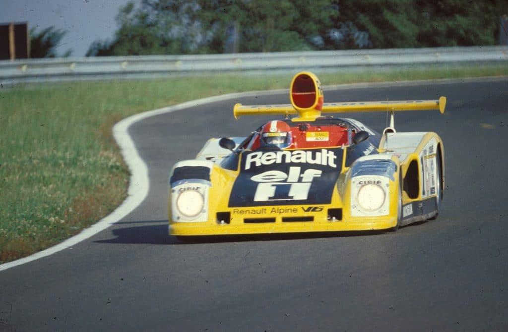Alpine A443