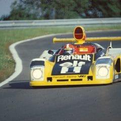Alpine présent pour l'édition 2016 du Mans Classic