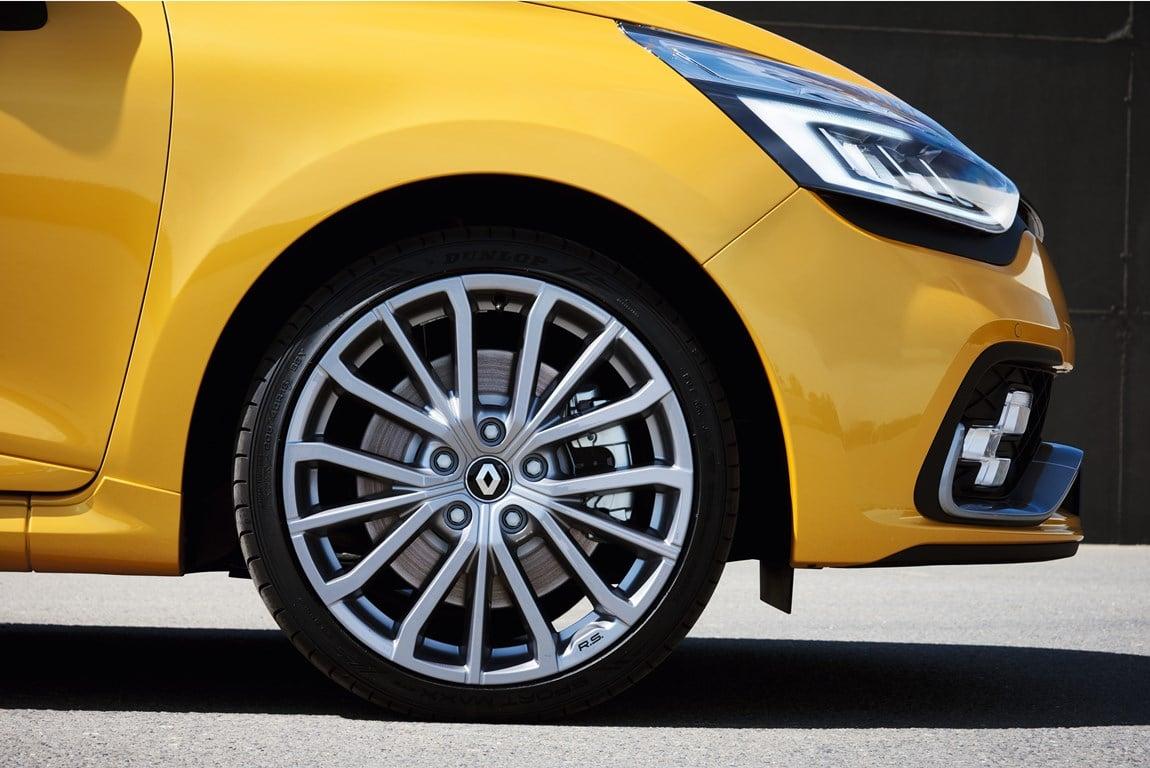 Renault Clio R.S. 2016
