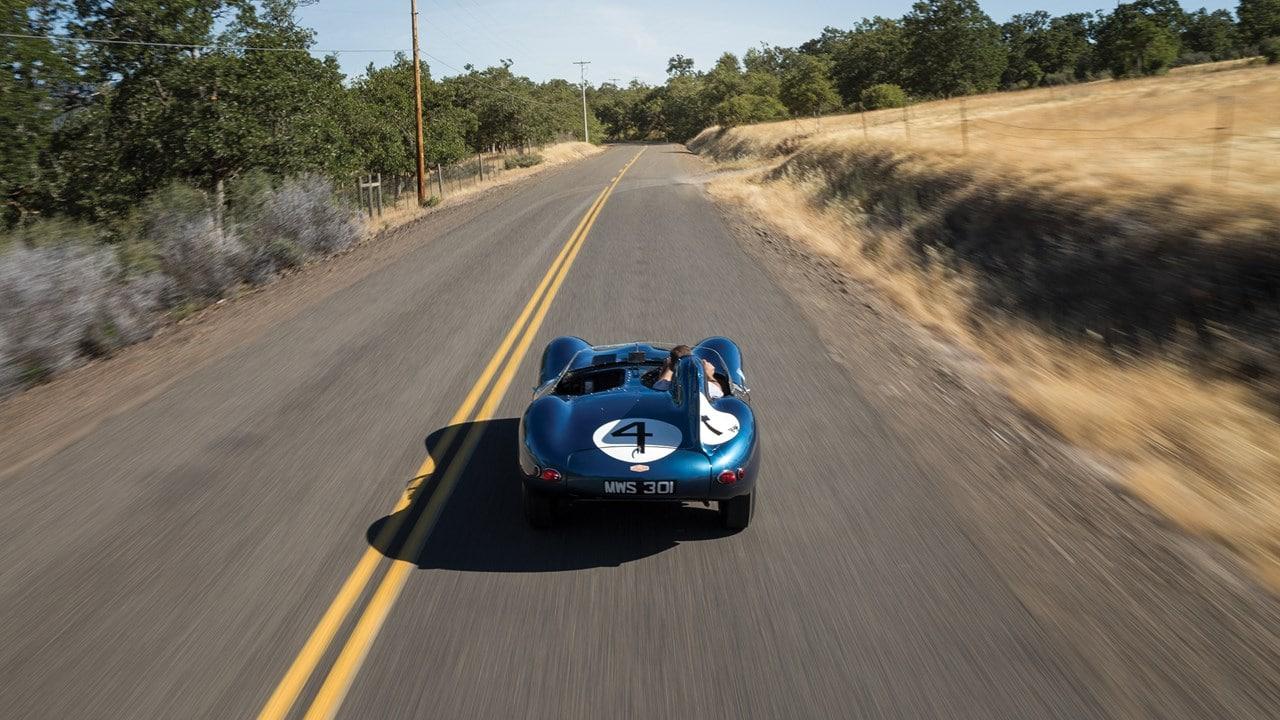 Jaguar Type-D écurie Ecosse