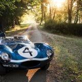 La Jaguar Type-D de l'écurie Ecosse à vendre ! Allo Cetelem ?