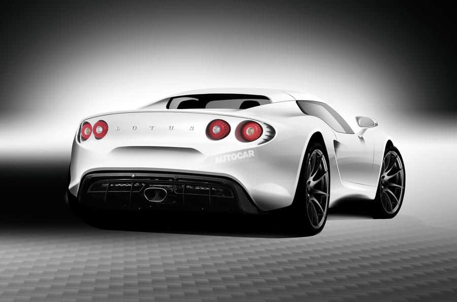 Lotus Elise S4 2020