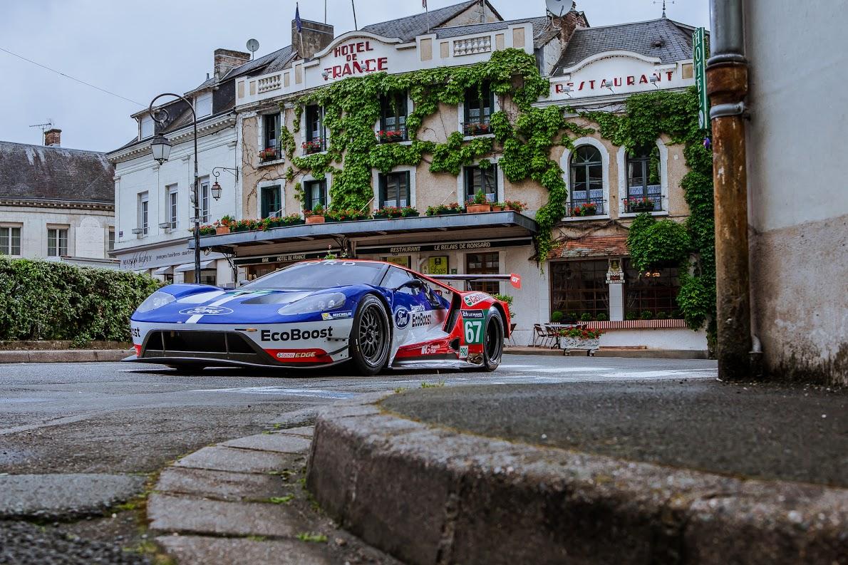Ford france partenaire du mans classic 2016 automotiv press for A la fenetre sarthoise