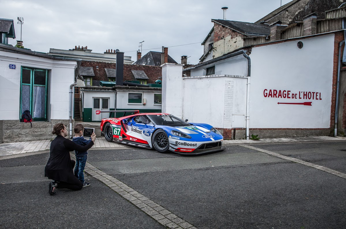 Ford France - Le Mans Classic 2016