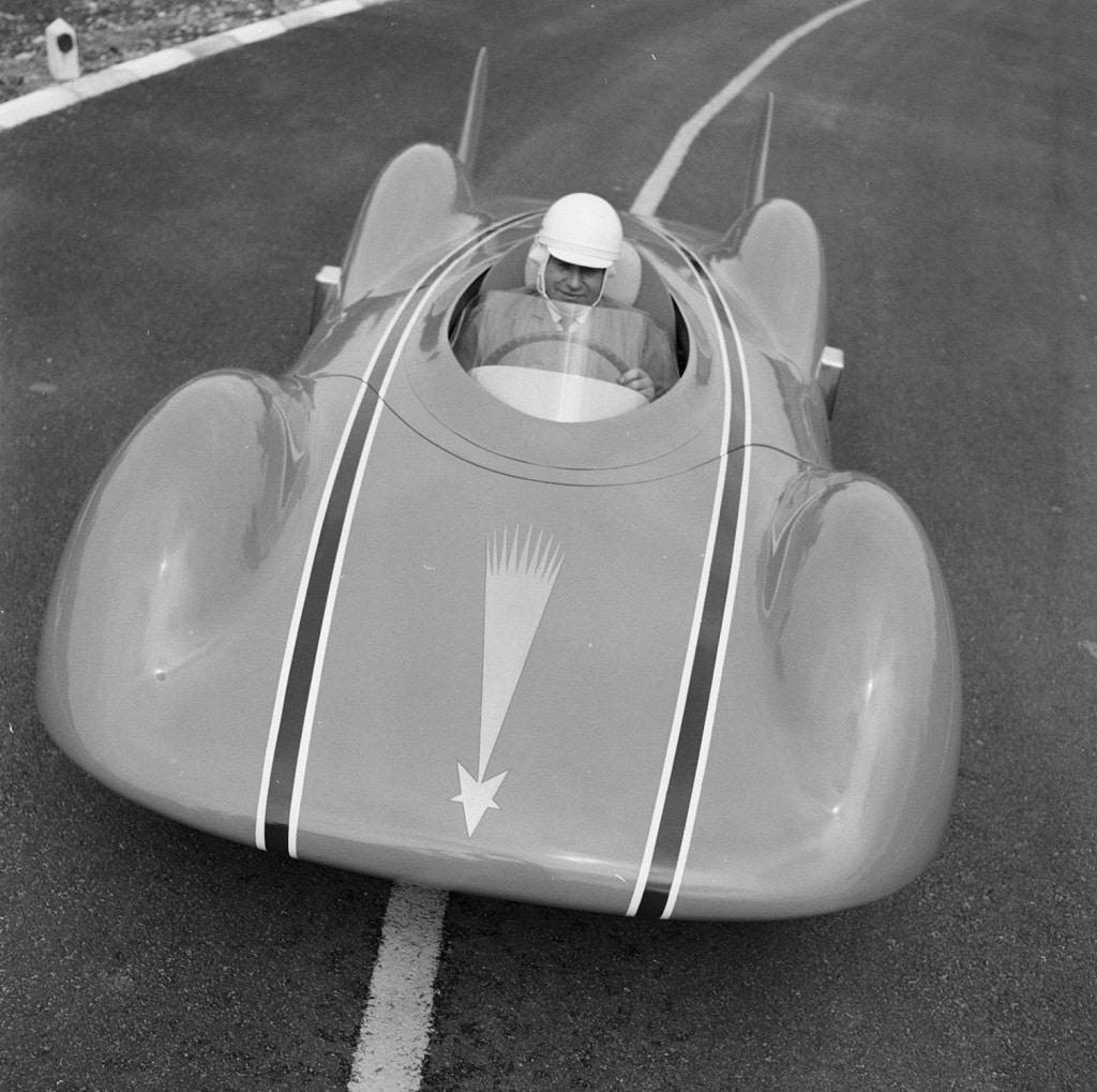 L'Etoile Filante de Renault
