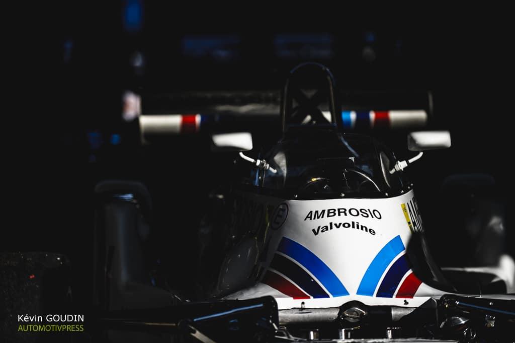 44 AvD-Oldtimer Grand Prix 2016 - Kevin Goudin