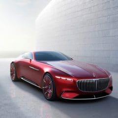 Vision Mercedes-Maybach 6 électrise le Concours d'Élégance de Pebble Beach 2016