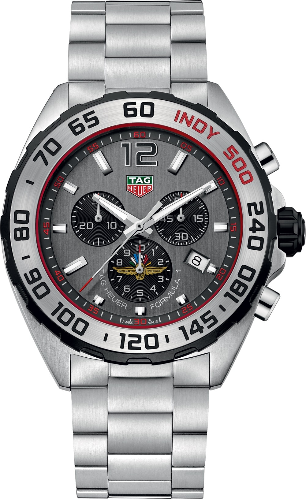TAG Heuer Carrera Formula 1 « Indy 500 Special Edition »