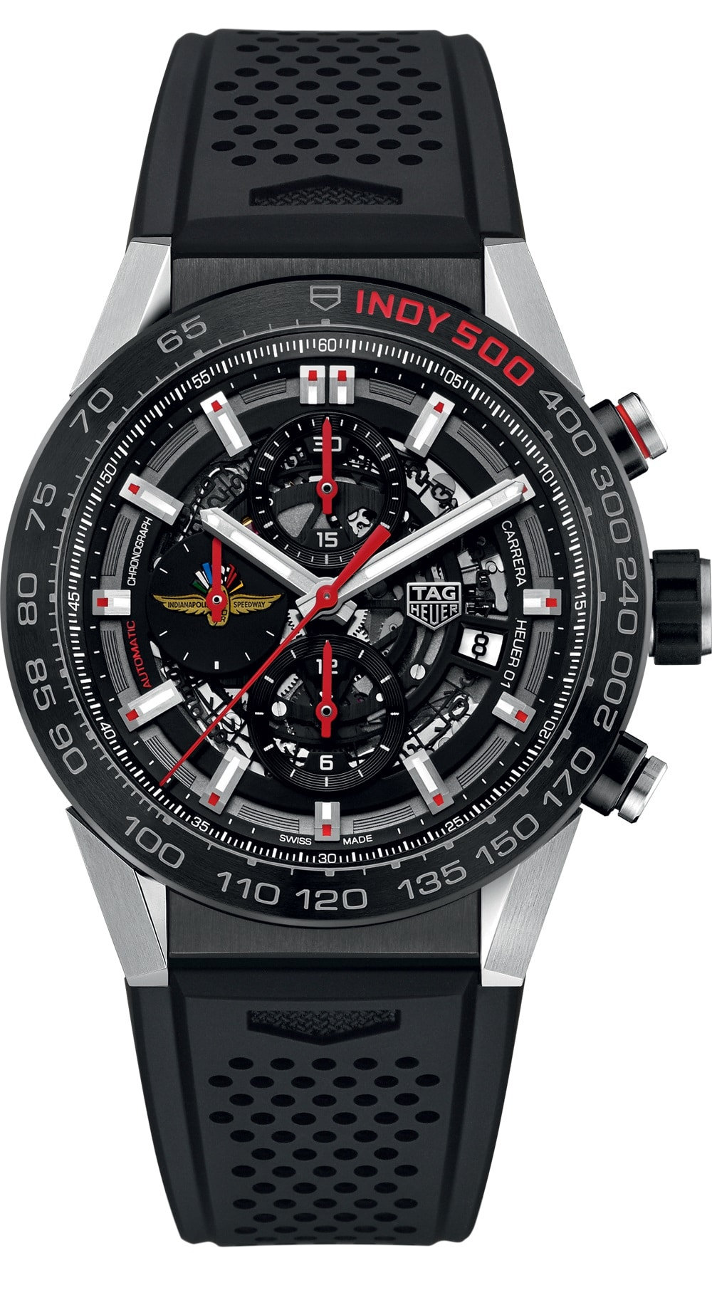 TAG Heuer Carrera Heuer 01 « Indy 500 Special Edition »