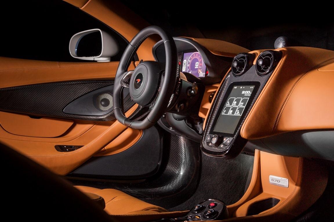 McLaren 570 GT by MSO - Concours d'Elegance de Pebble Beach 2016