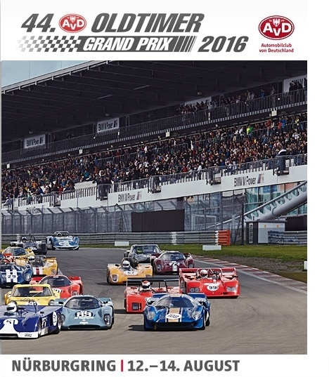Retrouvez nos articles sur le 44 AvD-Oldtimer Grand Prix 2016 / See our articles on 44 AvD-Oldtimer Grand Prix 2016