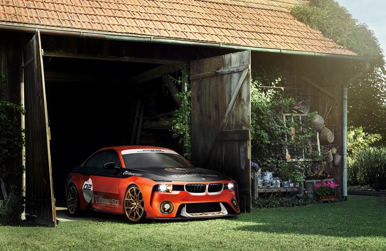 "BMW 2002 Hommage ""Turbomeister"""