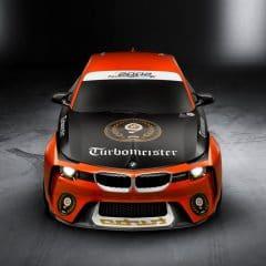 """BMW 2002 Hommage """"Turbomeister"""" au Concours d'Élégance de Pebble Beach 2016"""