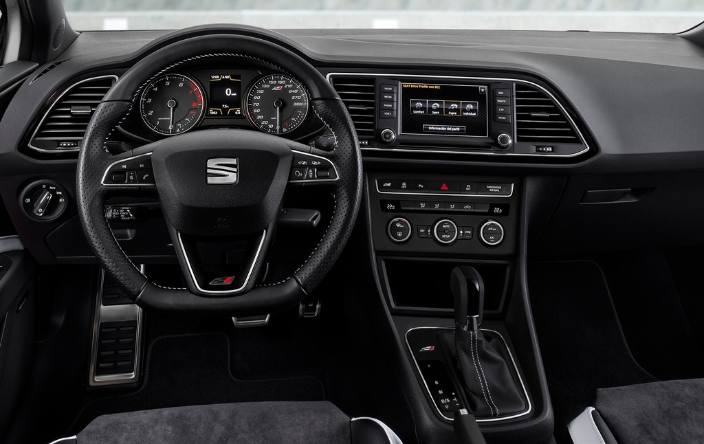 Seat Leon ST Cupra 290 DSG