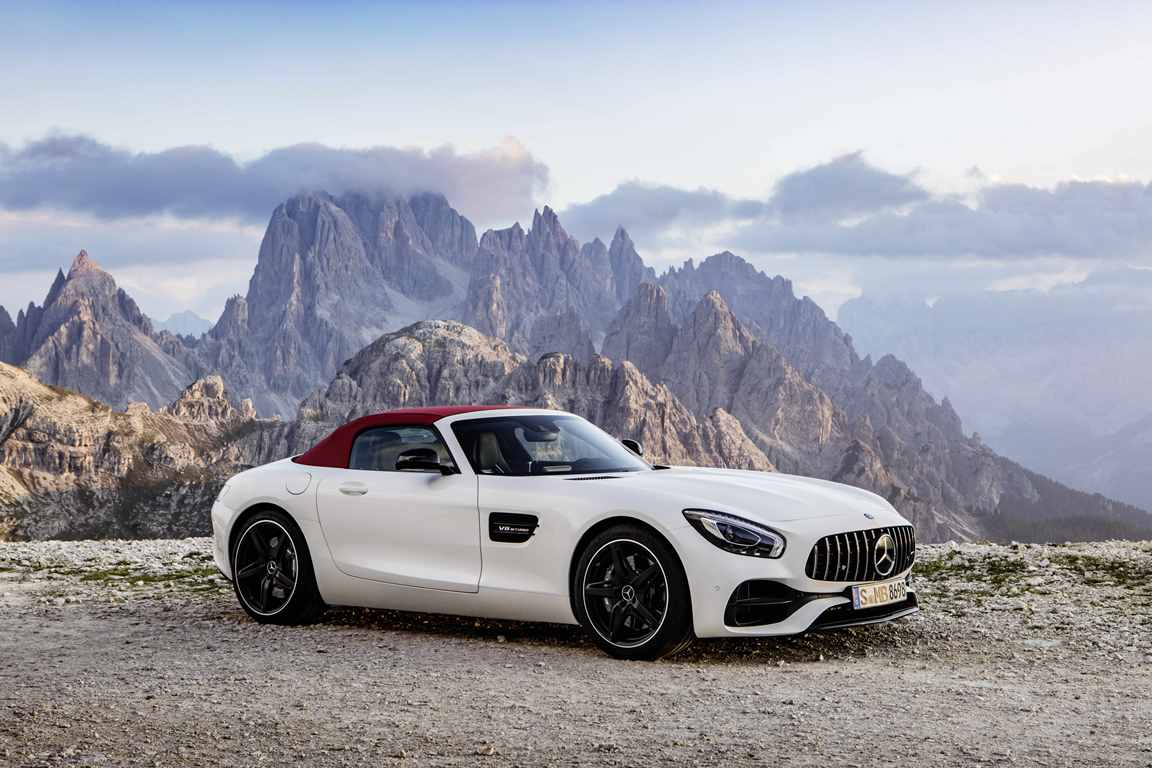 AMG GT Roadster et GT C Roadster