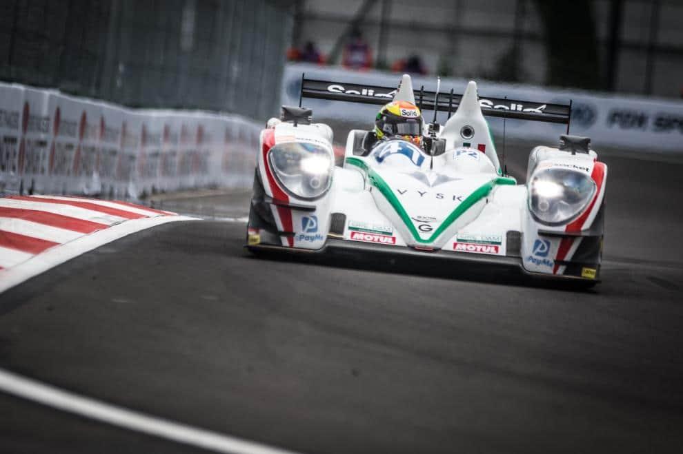 FIA WEC 6 Heures de Mexico, LMP2
