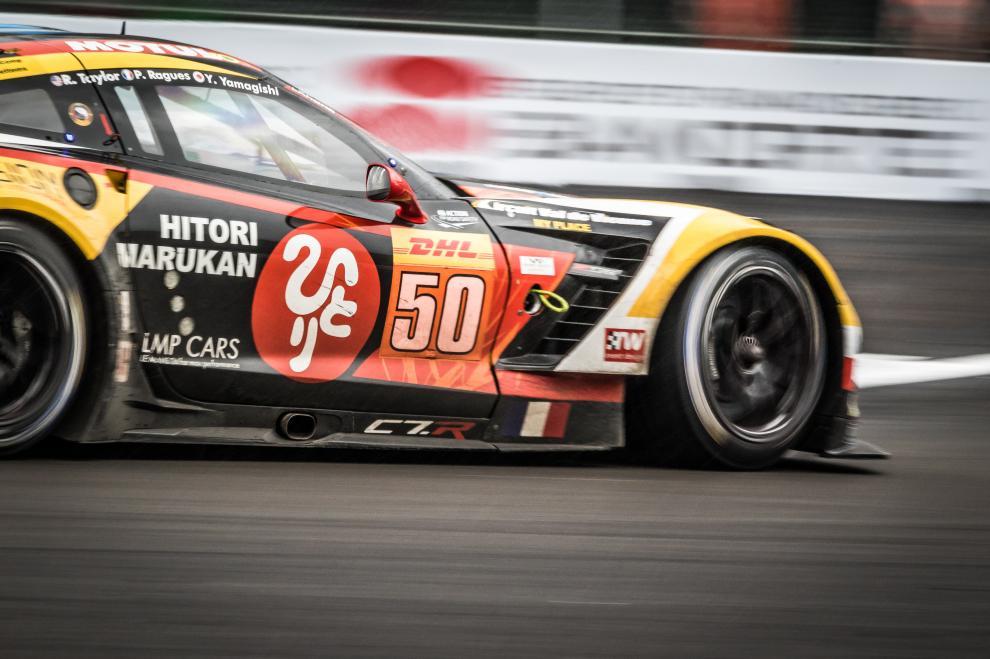 FIA WEC 6 Heures de Mexico, LMGTE