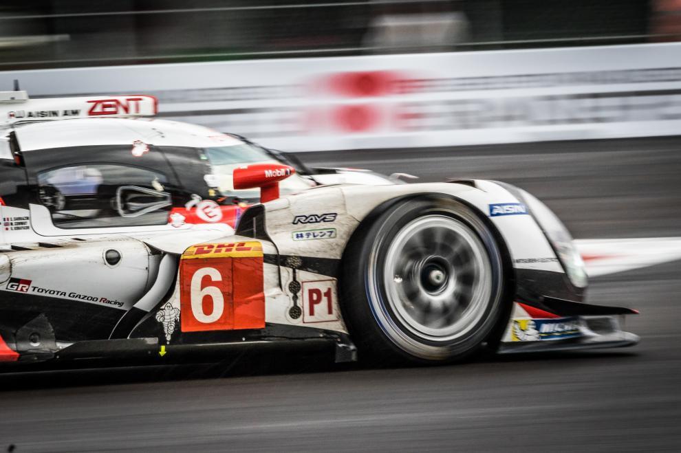 FIA WEC 6 Heures de Mexico, LMP1