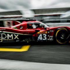 FIA WEC 6 Heures de Mexico, LMP2 : RGR Sport by Morand s'impose à domicile