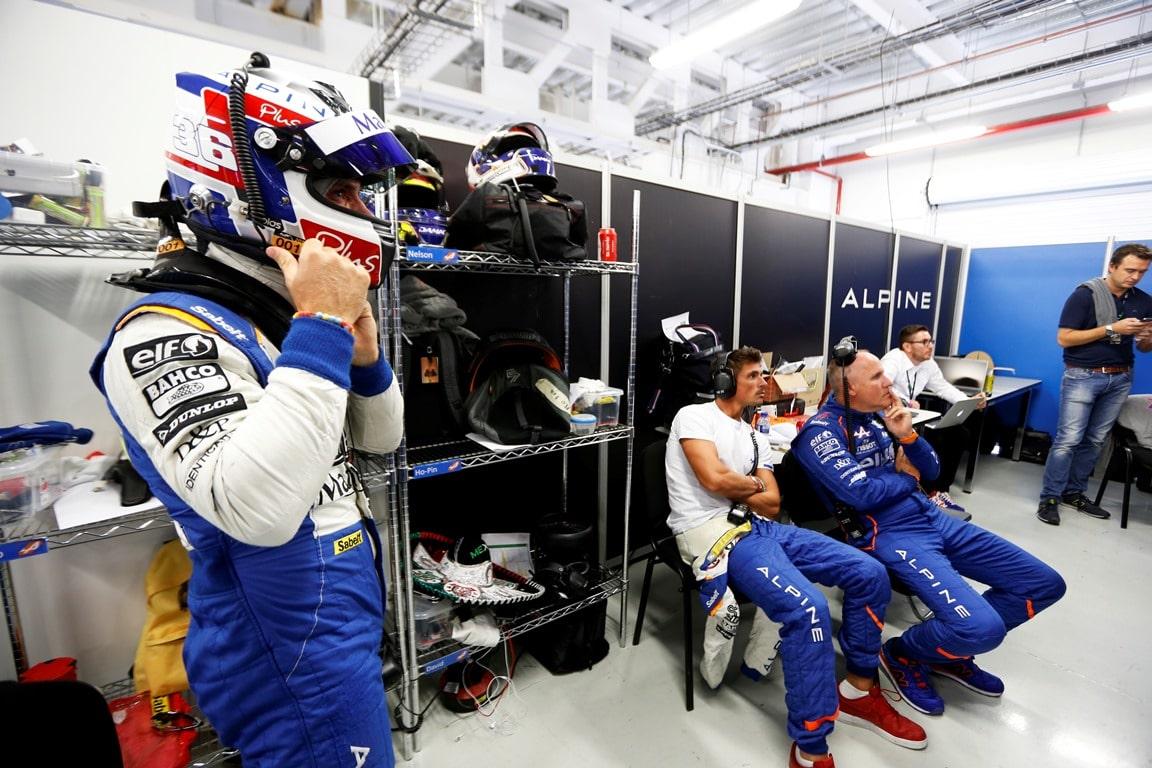 FIA WEC 6 Heures de Mexico 2016 - Alpine A460