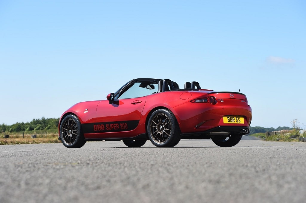 Mazda MX-5 2.0 BBR Super 200