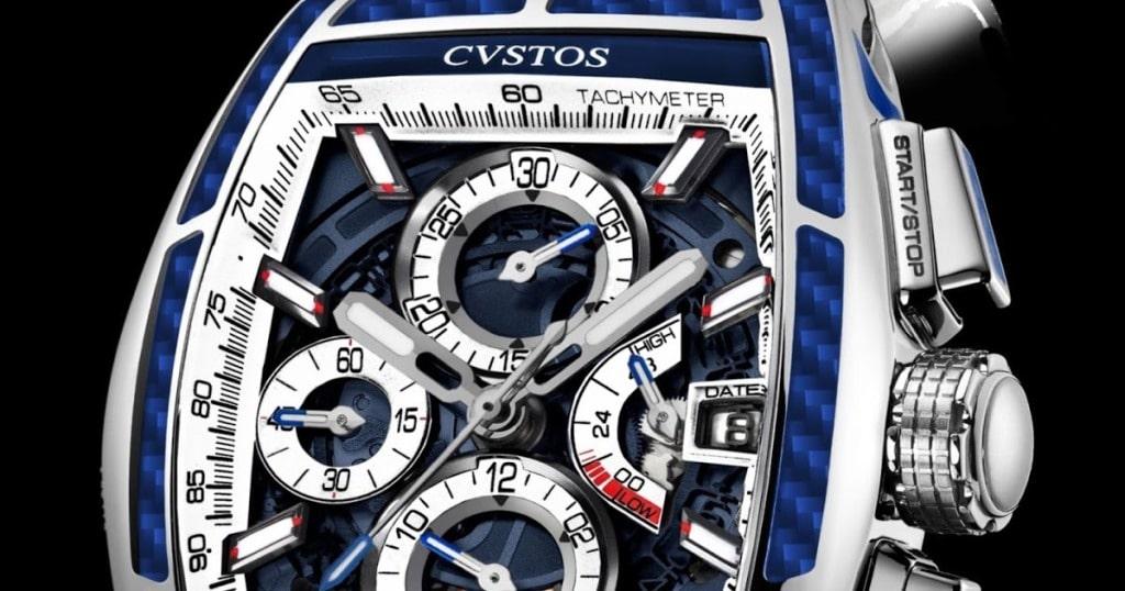 Cvstos Challenge Chrono II LB 76 Limited Edition