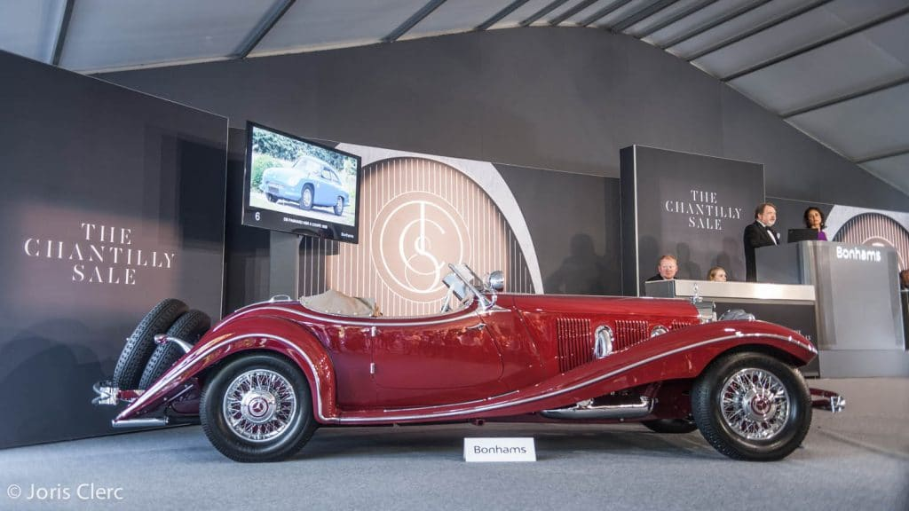 Chantilly Arts & Elegance - Vente Bonhams