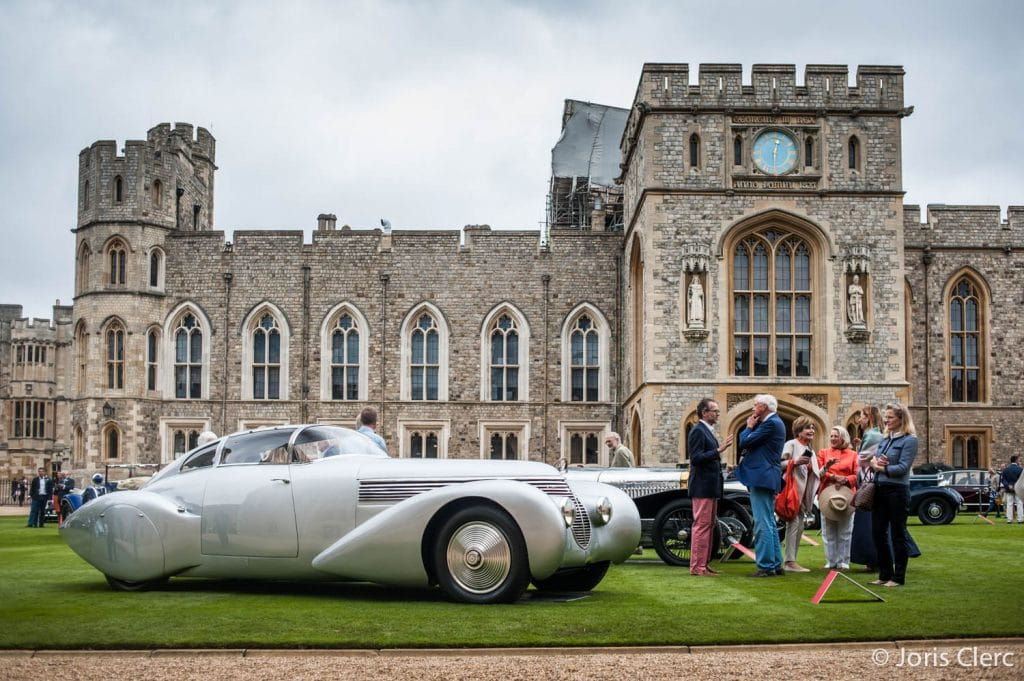 Concours of Elegance - Best of show 2016