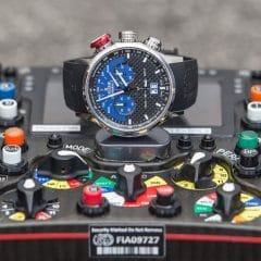 Edox Chronorally Sauber F1 Team Limited Edition
