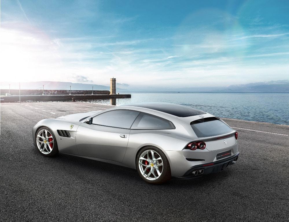 "Ferrari GTC4Lusso ""T"""
