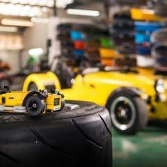 Offrez-vous la Caterham 620R de vos rêves grâce à LEGO