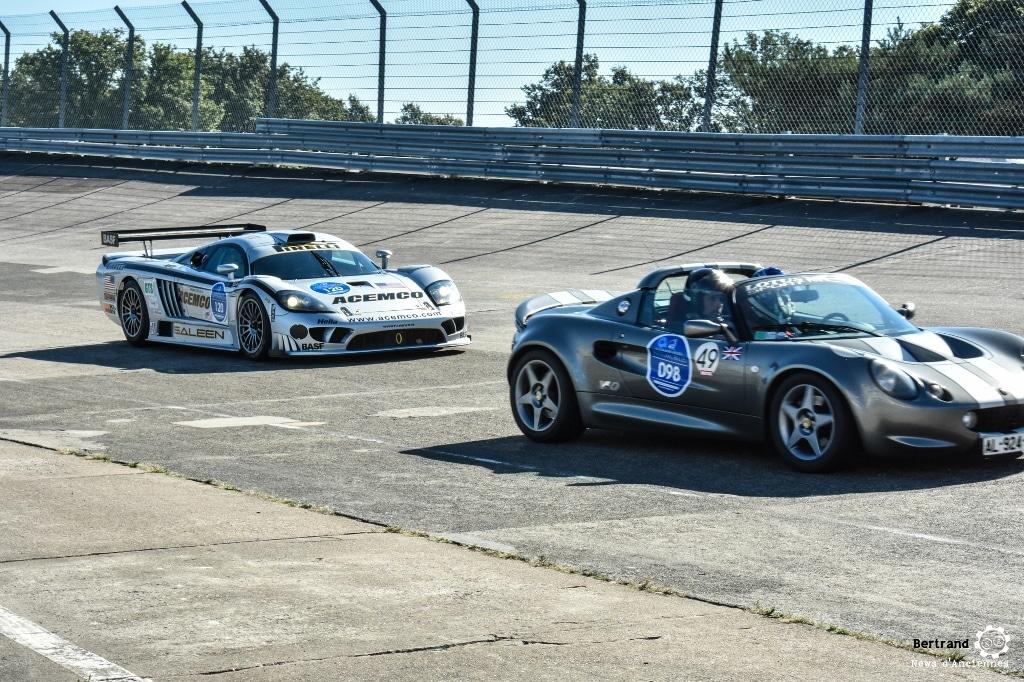 Les Grandes Heures Automobiles 2016 - News d'Anciennes