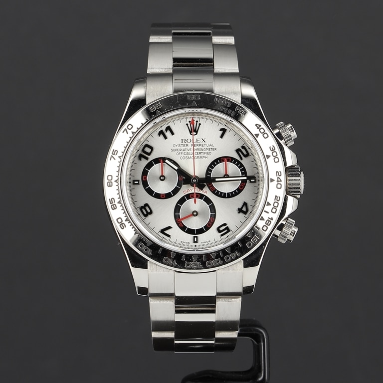 Rolex Daytona Or Gris