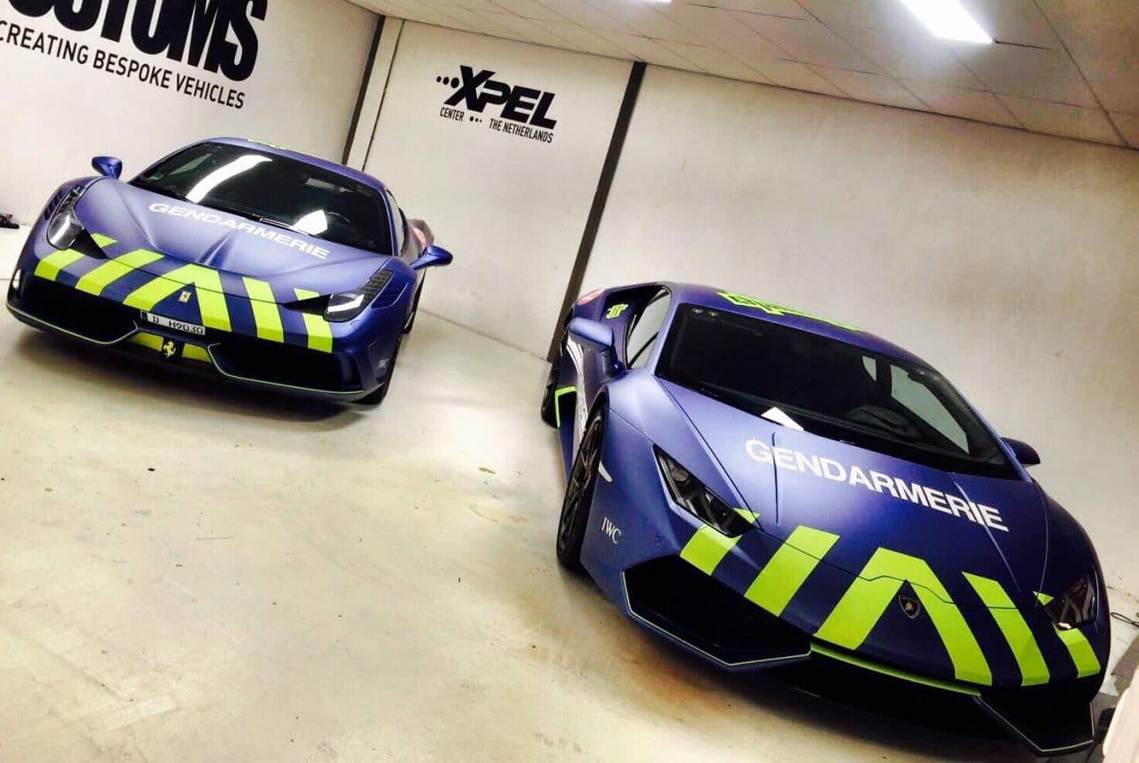 Team Gendarmerie de Saint Tropez