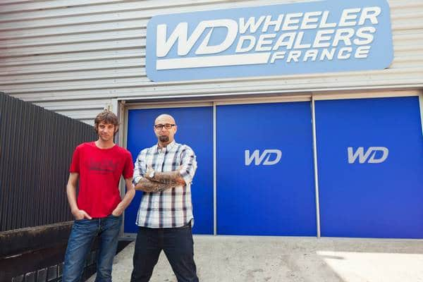 Wheeler Dealers made in France - RMC Découverte