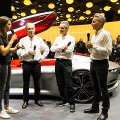 Mondial de l'Automobile Paris 2016 : Rencontre avec Renault Sport