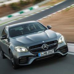 Mercedes AMG E63S : Go Fast en mode Drift