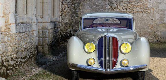 Epoqu'Auto 2016 à Lyon : Delahaye, une histoire française