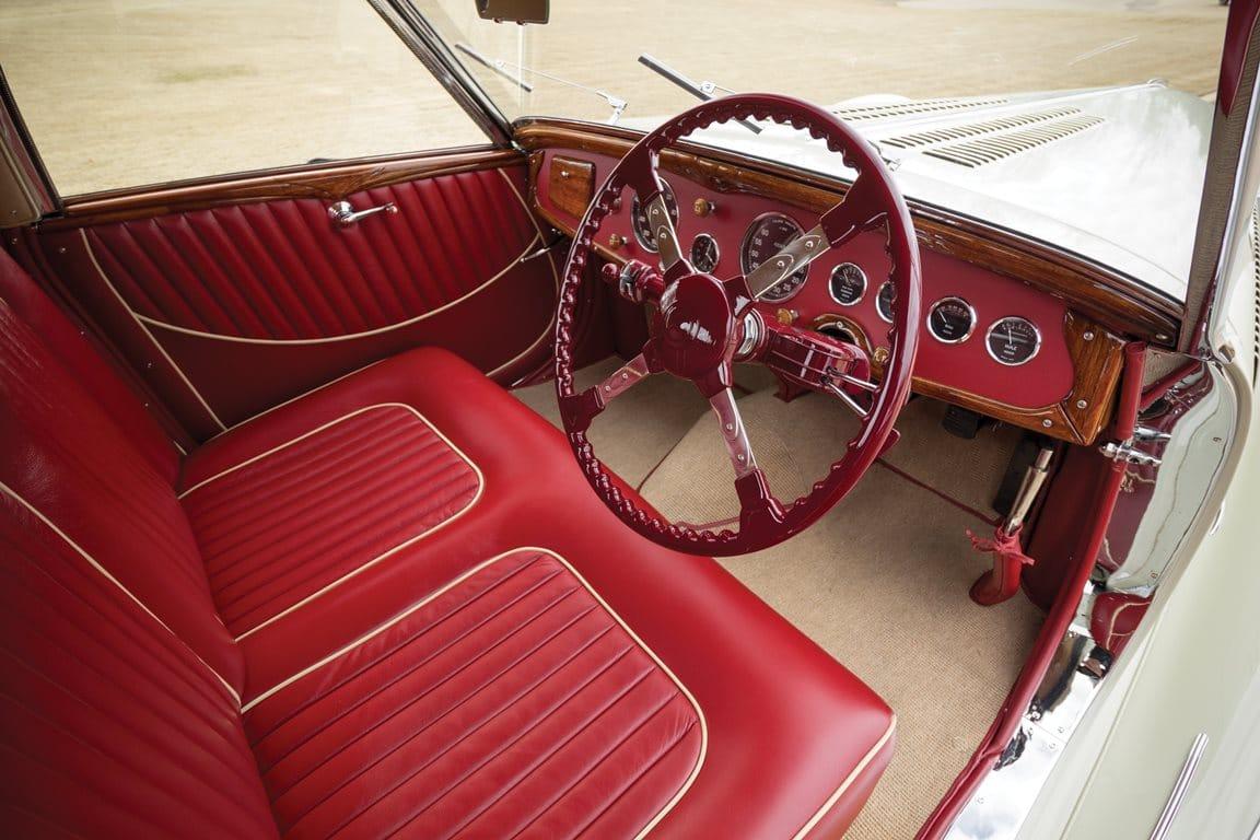 Delahaye 135MS coupe par Figoni Falaschi (1938)