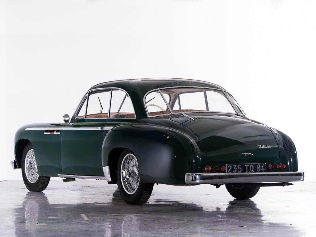 Delahaye 235MS coupé Chapron