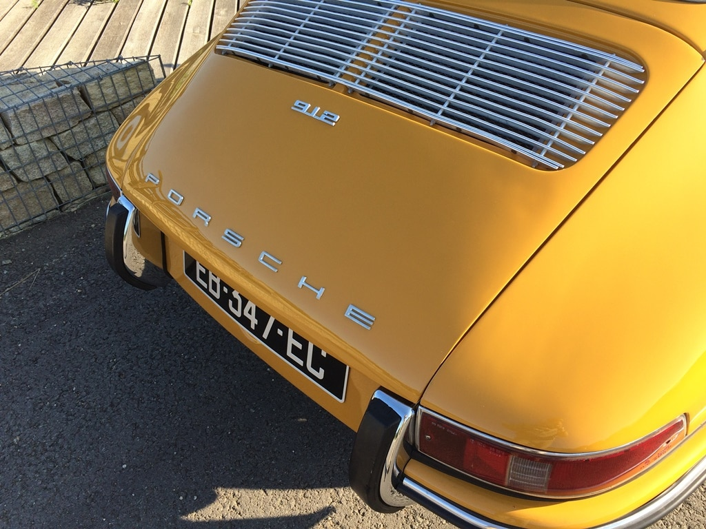 United colors of Breizh Ball - Porsche 912